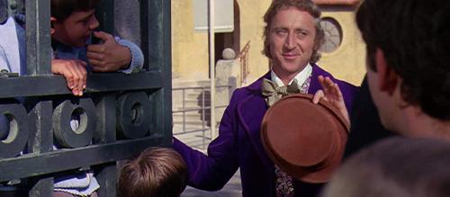 Gene Wilder Willy Wonka
