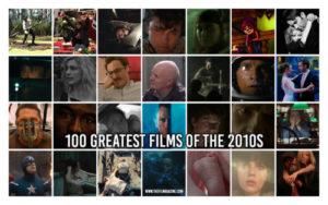 Best Films 2010-2019