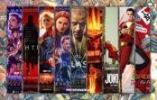 2019 Superhero Movies Ranked