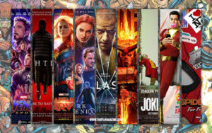 Superhero Films 2019 Ranked