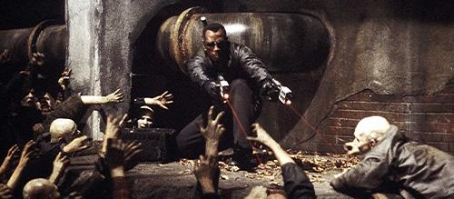 Wesley Snipes Blade II