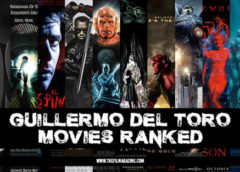 Guillermo Del Toro Movies Ranked