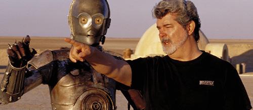 George Lucas New Hope