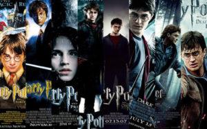 Every Harry Potter Movie