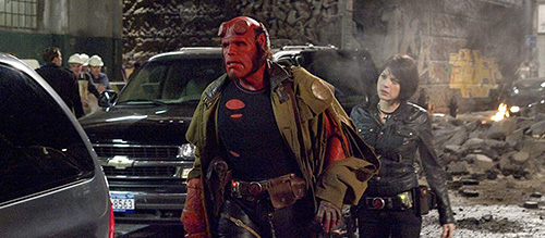 Ron Perlman Hellboy II