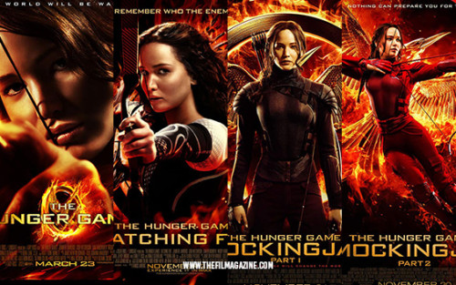 Hunger Games Movies Ranked The Film Magazine