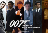 Every James Bond 007 Movie Ranked