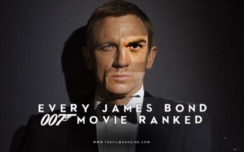 Every James Bond 007 Movie Ranked