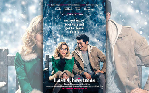 Last Christmas 2019 Movie Review   The