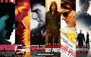 Every Mission Impossible Movie