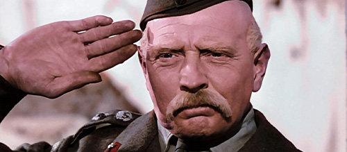 Colonel Blimp Moustache