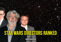 Star Wars Movie Directors Ranked