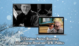 5 Christmas Movies Rewritten According to Brexit and UK Politics