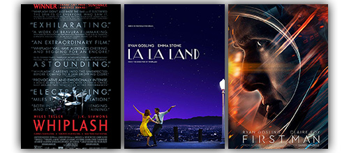 Damien Chazelle 2010s Films