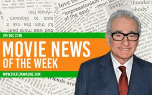 Scorsese Irishman Movie News