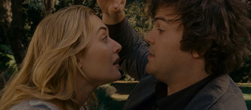 Holiday Kate Winslet Jack Black