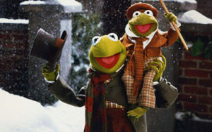 Kermit Tiny Tim Muppet Christmas Carol