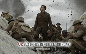 UK Box Office News