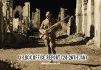 1917 Fights Off David Copperfield, Bad Boys – UK Box Office Chart 24-26th Jan 2020