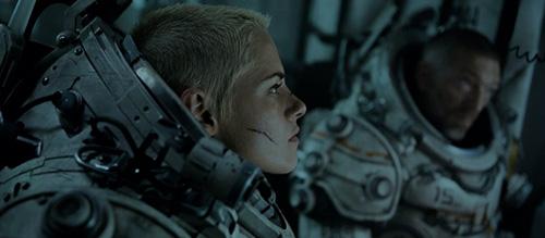 Kristen Stewart Underwater Film
