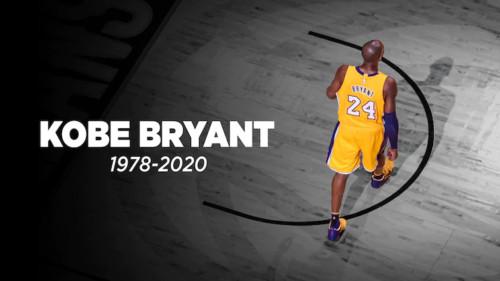 RIP Kobe Bryant 2020