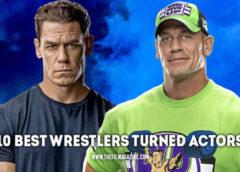 10 Best Wrestlers Turned Actors