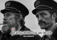 7 BAFTAs Later, 1917 Still No.1 In the UK – Box Office Report 2nd Feb 2020
