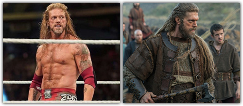 Wrestlers Turned Actors