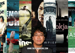 Bong Joon-ho Films Ranked