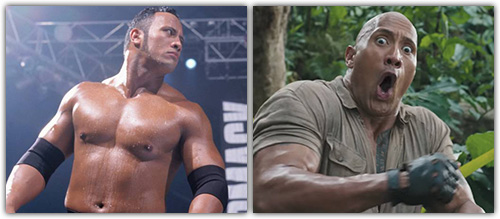 Wrestlers Turned Actors 1