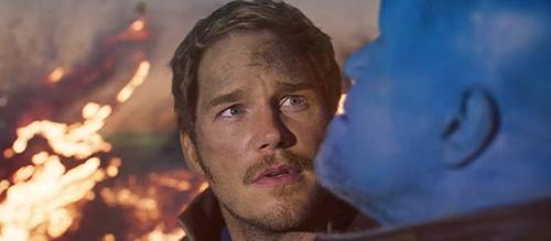 Chris Pratt Guardians Movie