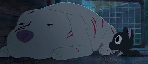 Kitbull Disney Pixar Animation