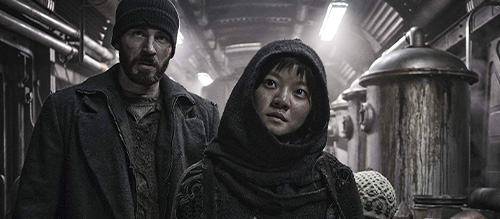Snowpiercer Chris Evans Movie