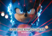 Sonic On Top for 2nd Week While Dolittle Hits No. 2 During Half-Term – UK Box Office Report