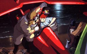Studio Ghibli Porco Rosso