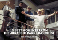 10 Best Moments from the Jurassic Park Franchise