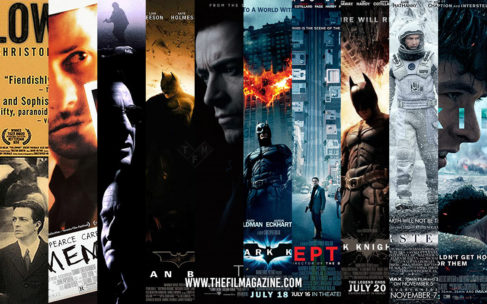 Christopher Nolan Films Ranked
