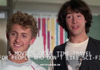 5 Movies About Time Travel for People Who Don't Like Sci-Fi