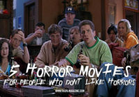 5 Horror Movies for People Who Don't Like Horrors