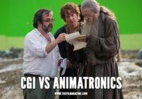 CGI Vs Animatronics