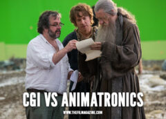 CGI Vs Animatronics