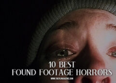 10 Best Found-Footage Horror Movies