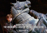 Harry Potter and the Uncredited Creator of That Chess Scene