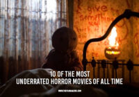 10 of the Most Underrated Horror Movies of All Time