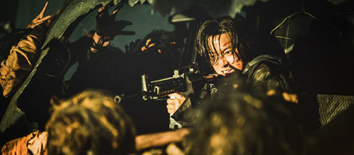 Peninsula Review - Derivative Zombie Follow-Up to Train to Busan | The Film  Magazine