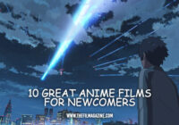 10 Great Anime Films for Newcomers