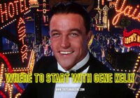 Where to Start with Gene Kelly