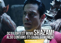 DC's Lightest Movie, Shazam!, Also Contains Its Darkest Moment