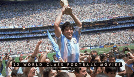22 World Class Football Movies
