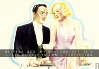 85-Year-Old 'My Man Godfrey' Is a Crash Course in Comic Perfection